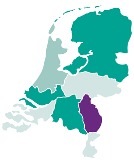 Kaart-Noord-Limburg KL